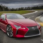 Lexus LC na Goodwood Festival of Speed